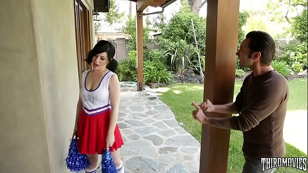 Cheerleader Slut Doggystyle Fucked
