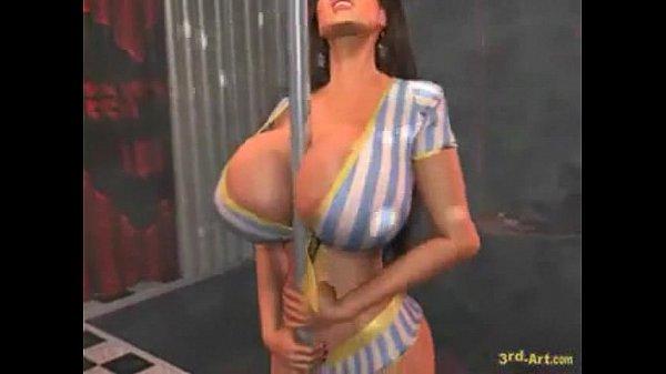 Japanese Big Breast Massage