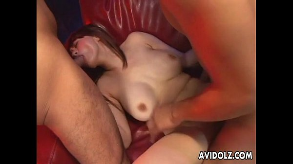 Cute Rina hammered by a wild dick!