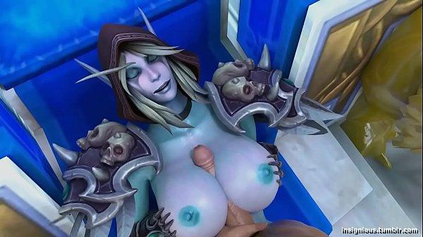 Wow sylvanas funny cocks best porn futanari