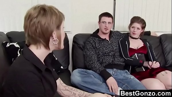 BestGonzo - Deep Throats In Her Big Sister's House Thumb