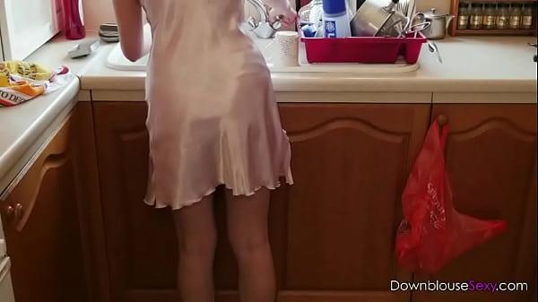 Jodie Ellen - Tea In My Satin Chemise - short trailer Thumb