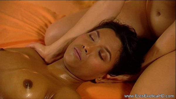 The Best Lesbian Massage Ever