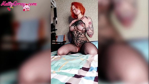 Big Ass Redhead Girl in Sexy Lingerie - Compilation Thumb