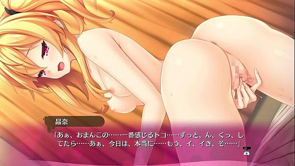 BUKKAKE hentai game 22