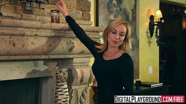 (Kayden Kross, Manuel Ferrara) - Fit blonde milf gets what she wants - Digital Playground