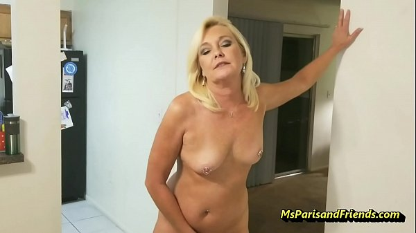 Ms Paris Loves to Suck, Fuck and Piss on Her Cocks