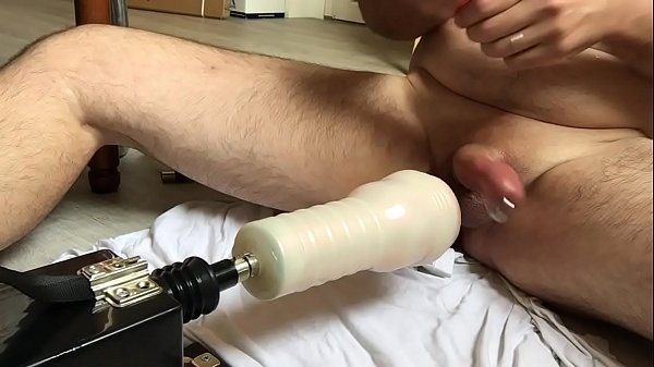 Fleshlight Launch Amazing Hands Free Fuck And Moaning Toe Curling Cumshot