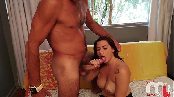 Bastidores Monica Lima & Big Macky (Anal Total) Thumb