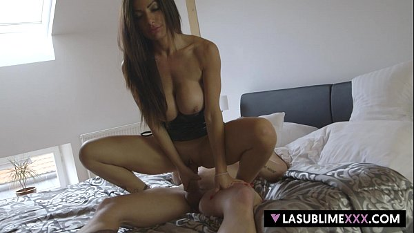 LaSublimeXXX Italian MILF fuck with young Czech guy Thumb