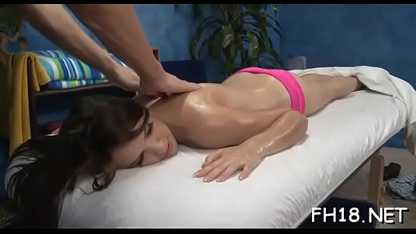These 3 cuties fucked hard by their massage therapist after getting a soothing rubdown Thumb