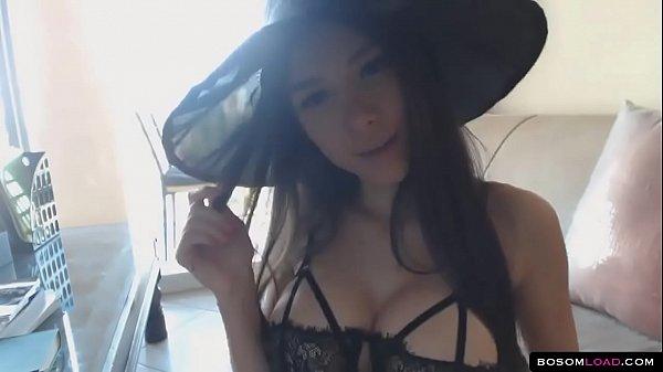 Порно с пеньюаре видео