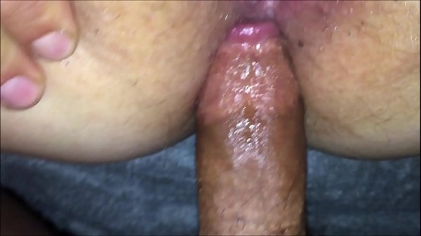 Hardcore anal on tight ass MILF gets more than she wanna balls deep making her scream and fight till she gets a anal creampie
