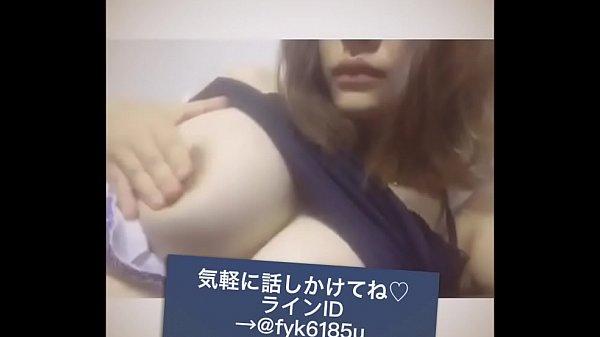 japanese kyonyuu boin gal nama onani live