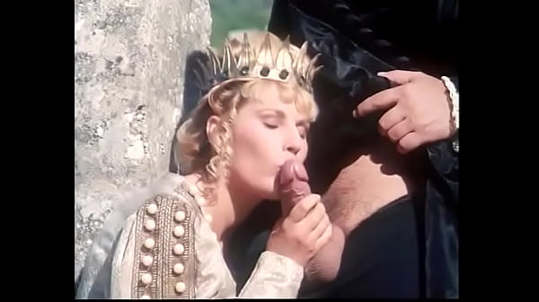 Queen Hertrude proposes her husband, king of Denmarke to get into the spirit of forthcoming festal day