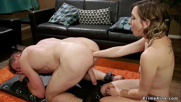 סרטון פורנו Sexy girlfriend anal fisting horny bf
