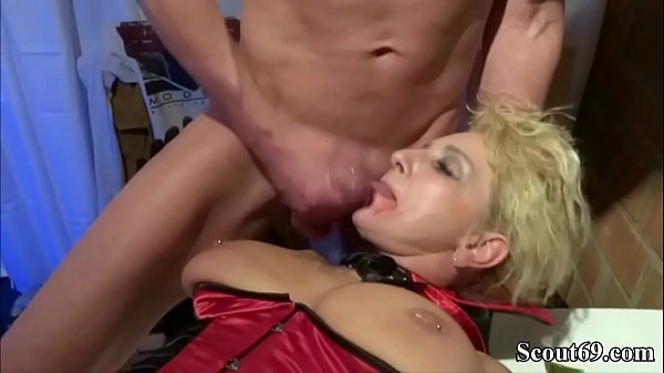 Two German MILF fuck with Young Teens on Birthday Party