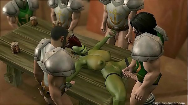 warcraft orc porn World female of