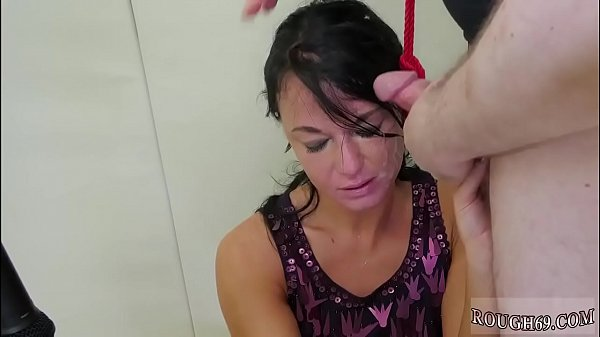 Latex angel anal brutal and big tit rough slapping first time Talent Thumb