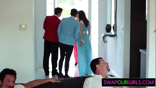 Swapping daughters at prom night Thumb