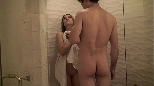 Stepsister fucked hard in the shower - Erin Electra Thumb