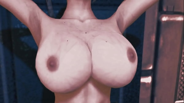 The Growth Chamber- Annies 3d World, 3d growing boobs and butts Thumb