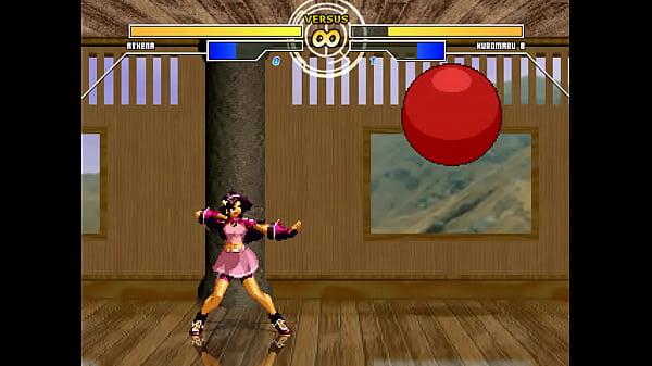 MUGEN Hentai - Athena x Kuromaru Thumb