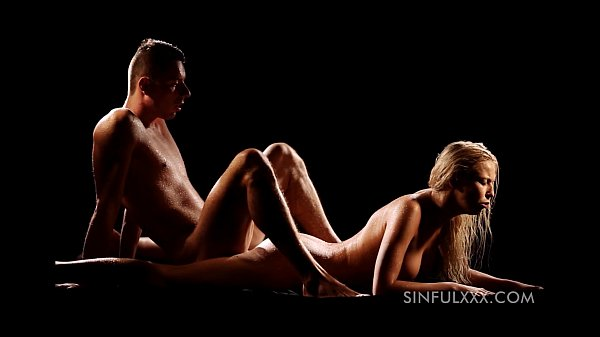 Sinfulxxx.com wet sensual couple sex