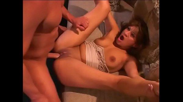 Horny latin maid seduces boss for a deepthroat and facial
