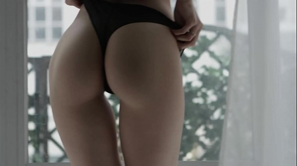 StasyQ model Nata stripping and arousing us with her round ass Thumb