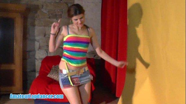 Spontaneous czech girl does hot lapdance Thumb