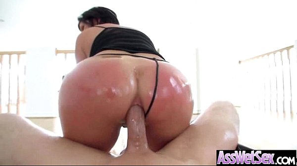 Anal Hardcore Sex With Big Wet Oiled Up Big Ass Hot Girl (shay fox) vid-28