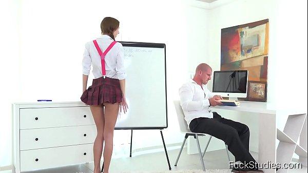 FuckStudies.com - Paris Devine - Fuck Study-Buddy