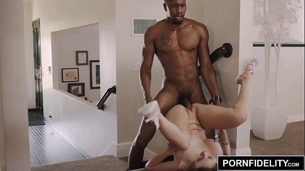 PORNFIDELITY Quinn Wilde Stalks Big Black Cock