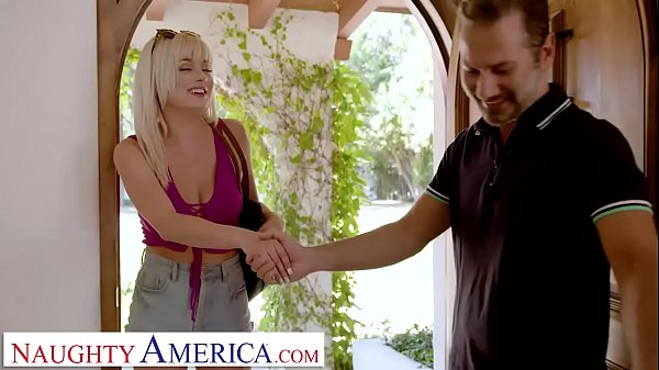 Naughty America - Kelly (Nova Cane) fucks her friend's Dad Thumb