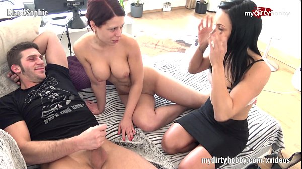 My Dirty Hobby - BlackSophie horny threesome