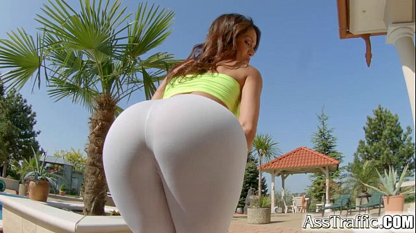 Ass Traffic Double penetration for hot spanish chick Thumb