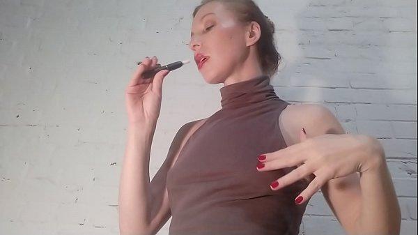 QUIET ORGASM juicy pussy, vibrator, sensitive nipples (Vanda January 2020)