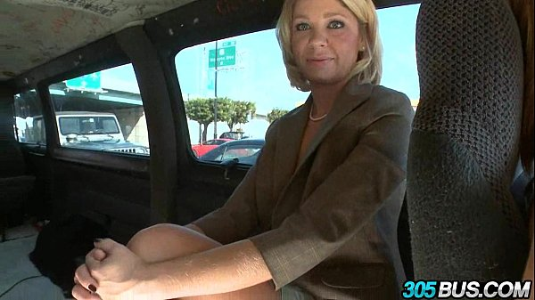 Blonde mommy wants young cock.2