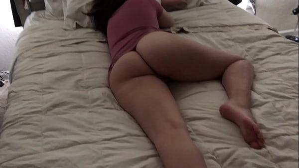 Cum on Sleeping Stepsister