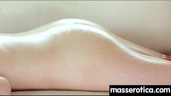 Sensual lesbian massage leads to orgasm 16