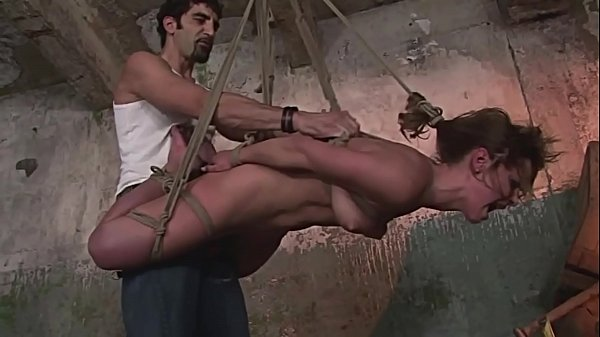 Perfect BDSM.Part 2. Sadistic gameplay with cruel mouth fuck and cunt penetrations.