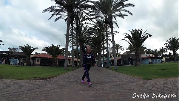 TRAVEL SHOW ASS DRIVER - Street dance Sasha Bikeyeva. Honey Cocaine - Jumpman ft. T Rell. Gran Canaria Maspalomas Thumb