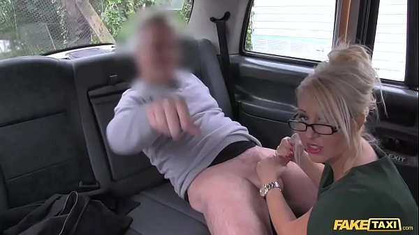 Fake Taxi Massage therapist works her magic Thumb