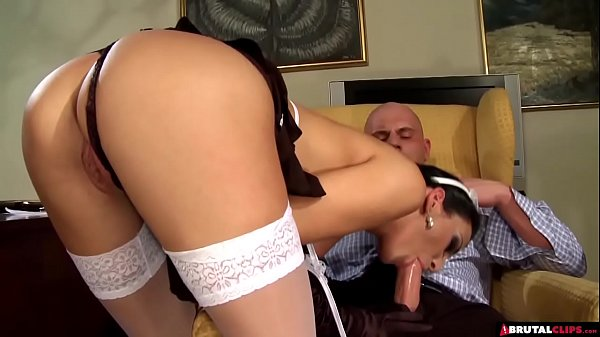 Ruining His French Maid Sexually Thumb