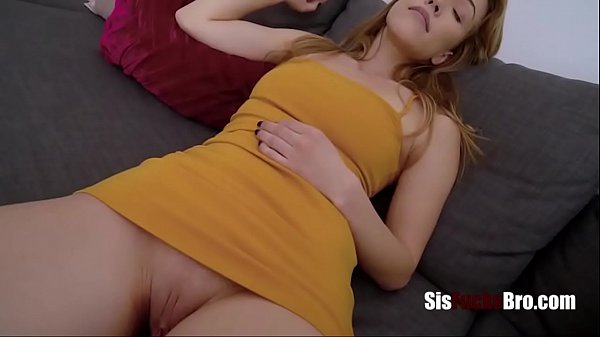 She found her brother's finger in her pussy while she was asleep- Diana Grace Thumb
