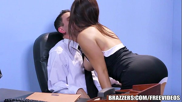 Hot Office Threesome Brazzers