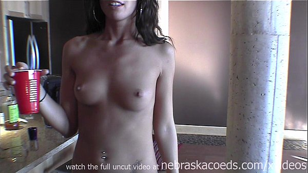 naked ex girlfriend hanging around our apartment home video Thumb