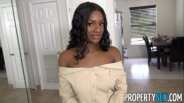 PropertySex - Busty exotic real estate agent pounded by big cock Thumb