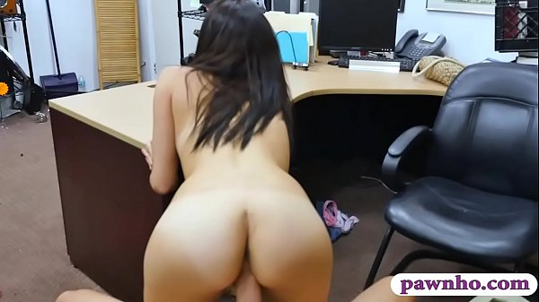 Tight amateur screwed by nasty pawn man in his office Thumb